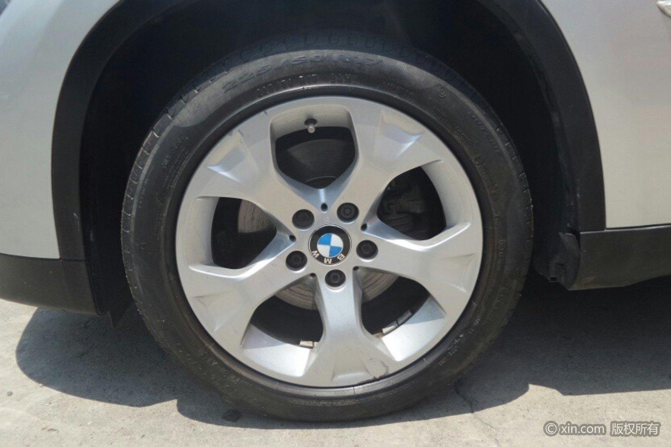 宝马X1(进口)轮毂