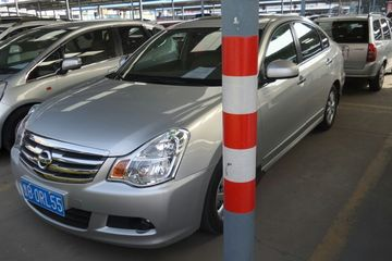 日产 轩逸 2012款 1.6L 自动 XL豪华天窗版(国Ⅳ)
