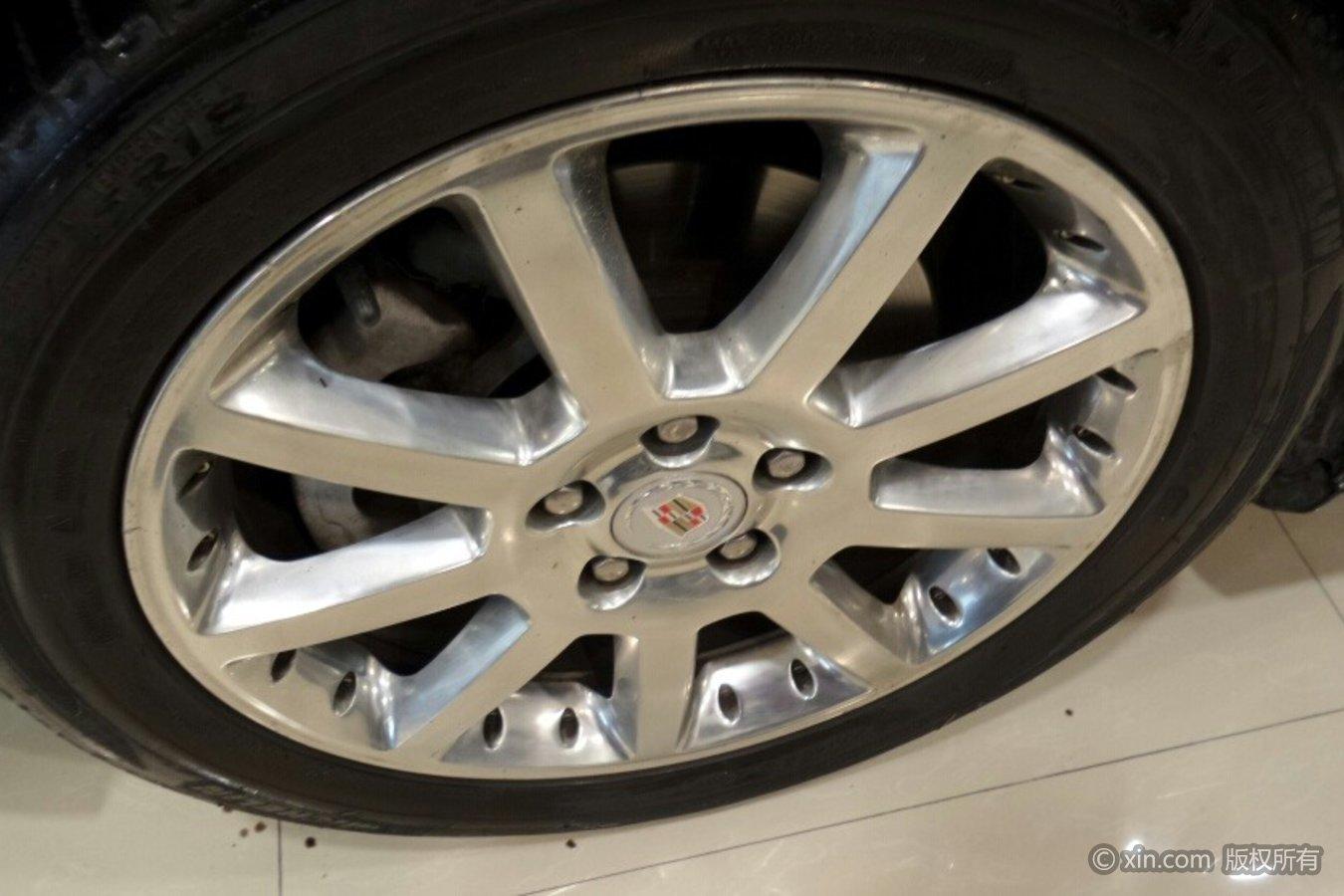 凯迪拉克赛威SLS轮毂