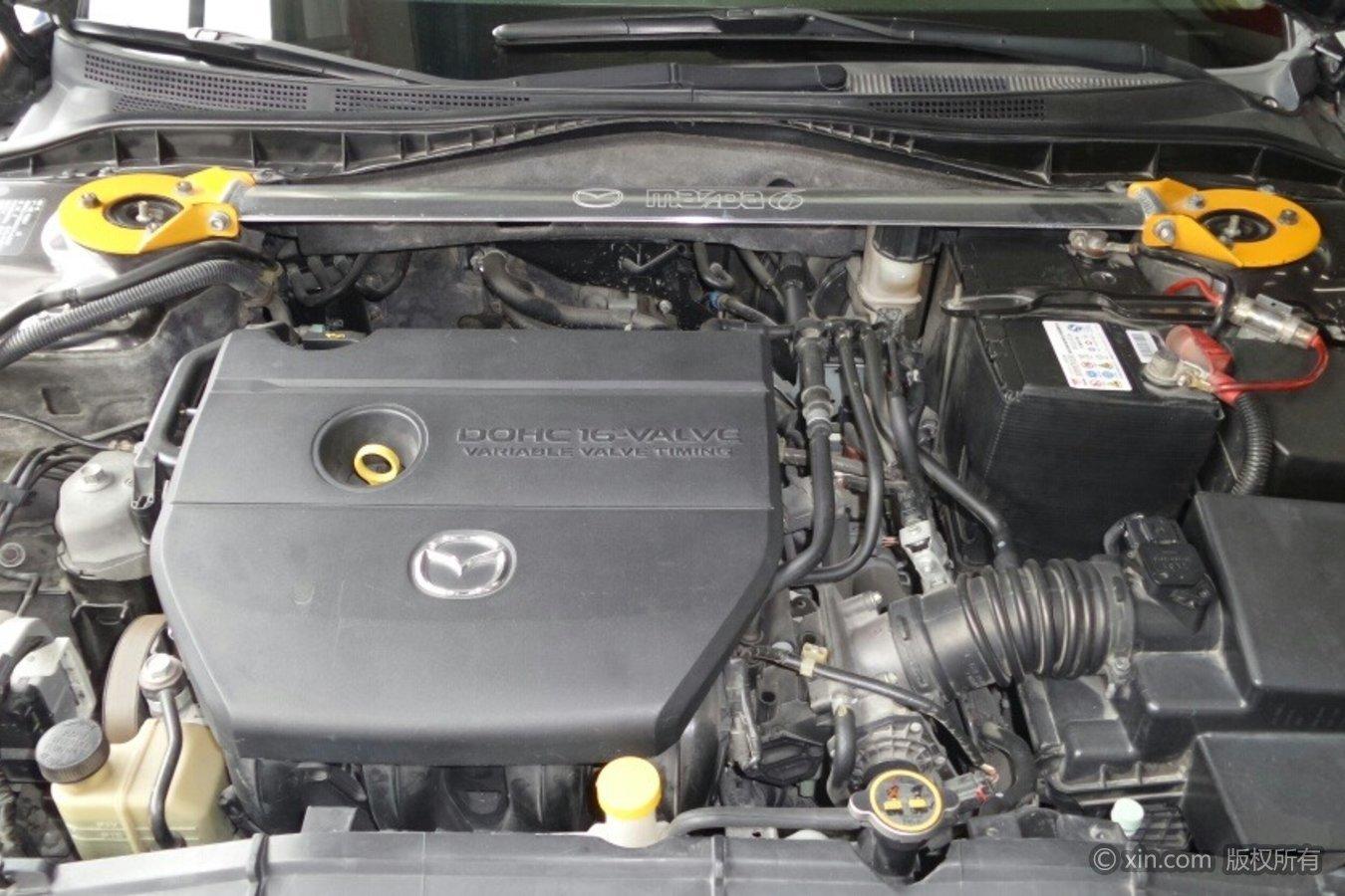 马自达马自达6发动机