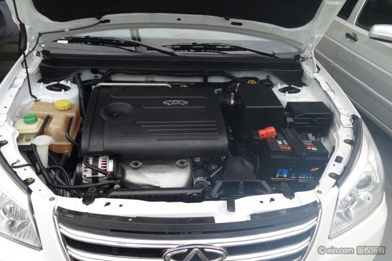 奇瑞E5发动机