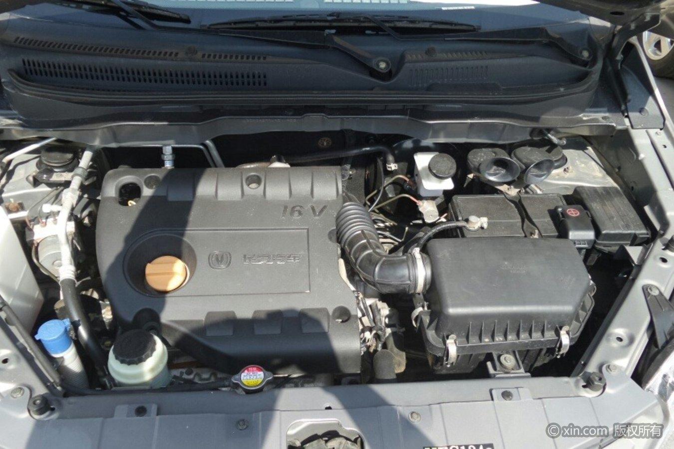 长安CX20发动机
