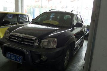 华泰 圣达菲 2006款 2.7L 自动 豪华型 四驱(国Ⅲ)
