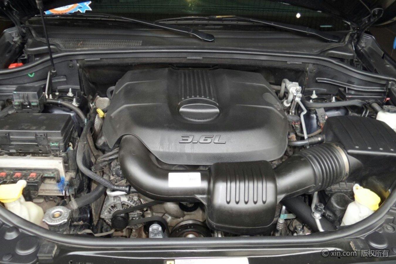 Jeep大切诺基发动机