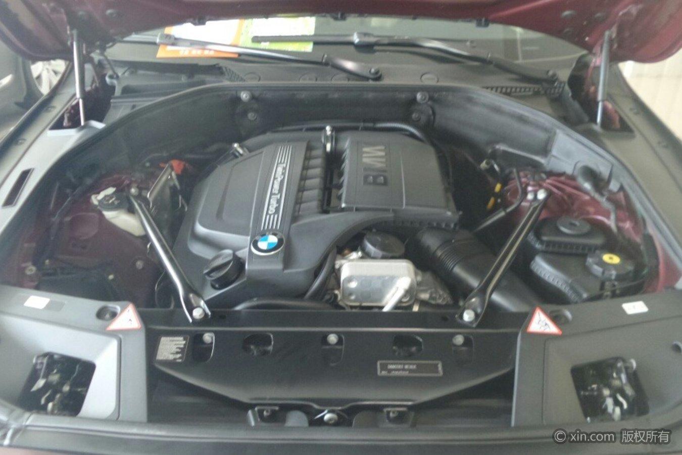 宝马5系GT(进口)发动机