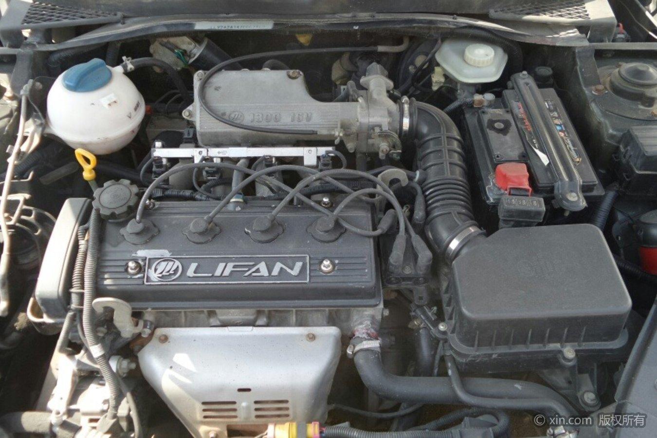 力帆汽车520发动机