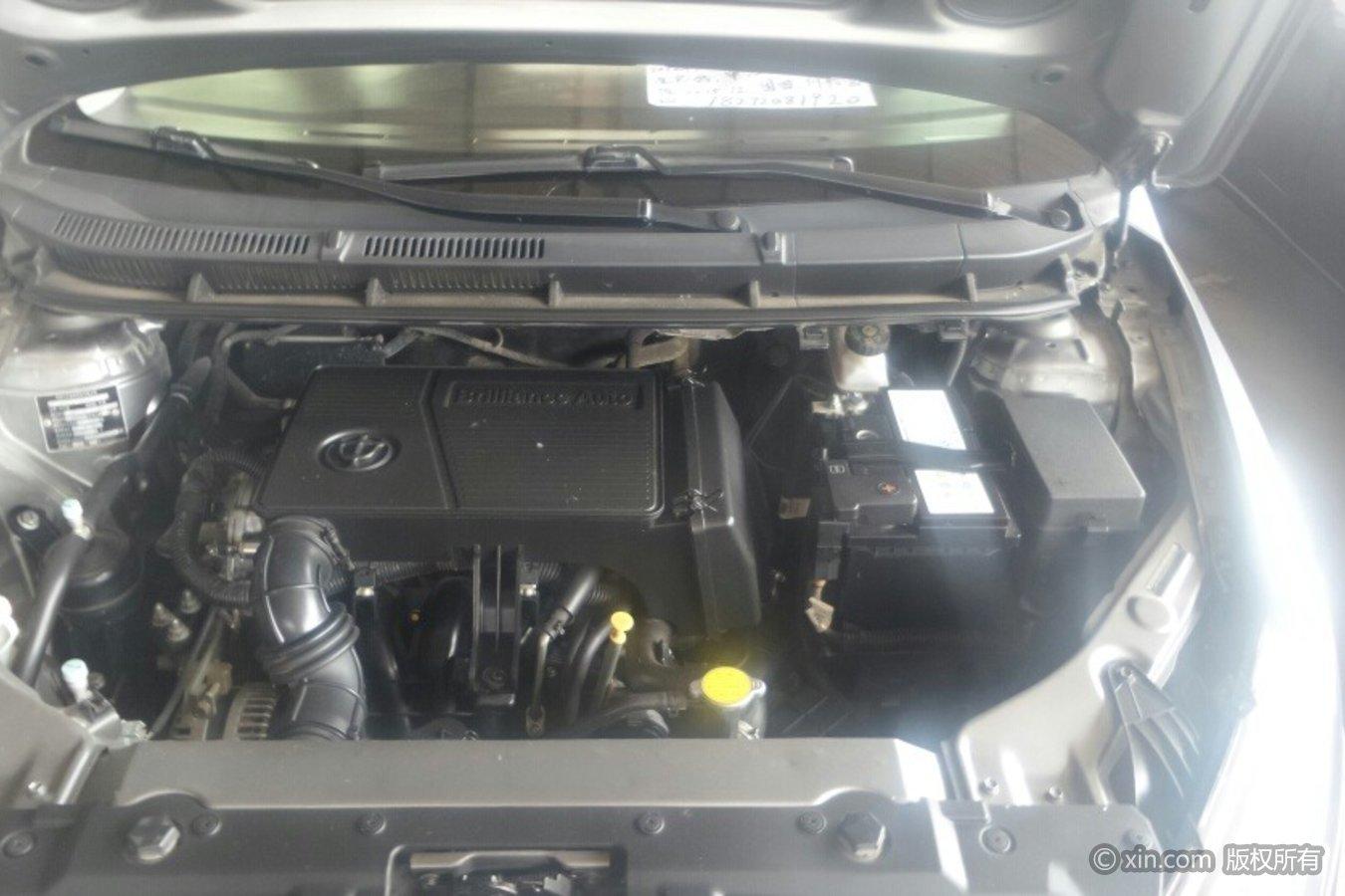 中华H230发动机