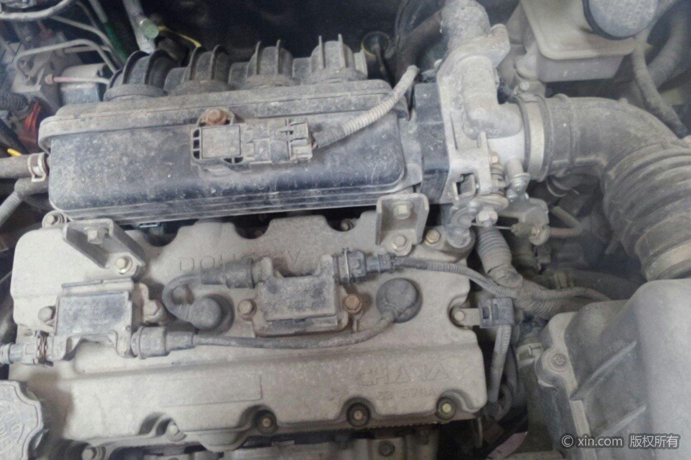 瑞麒M1发动机