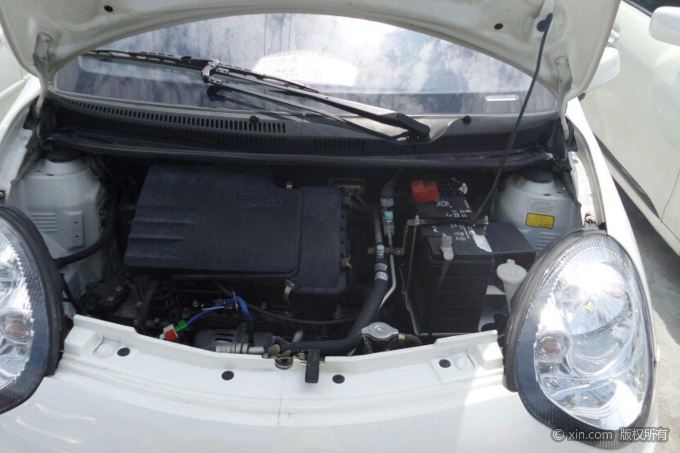 吉利汽车熊猫发动机