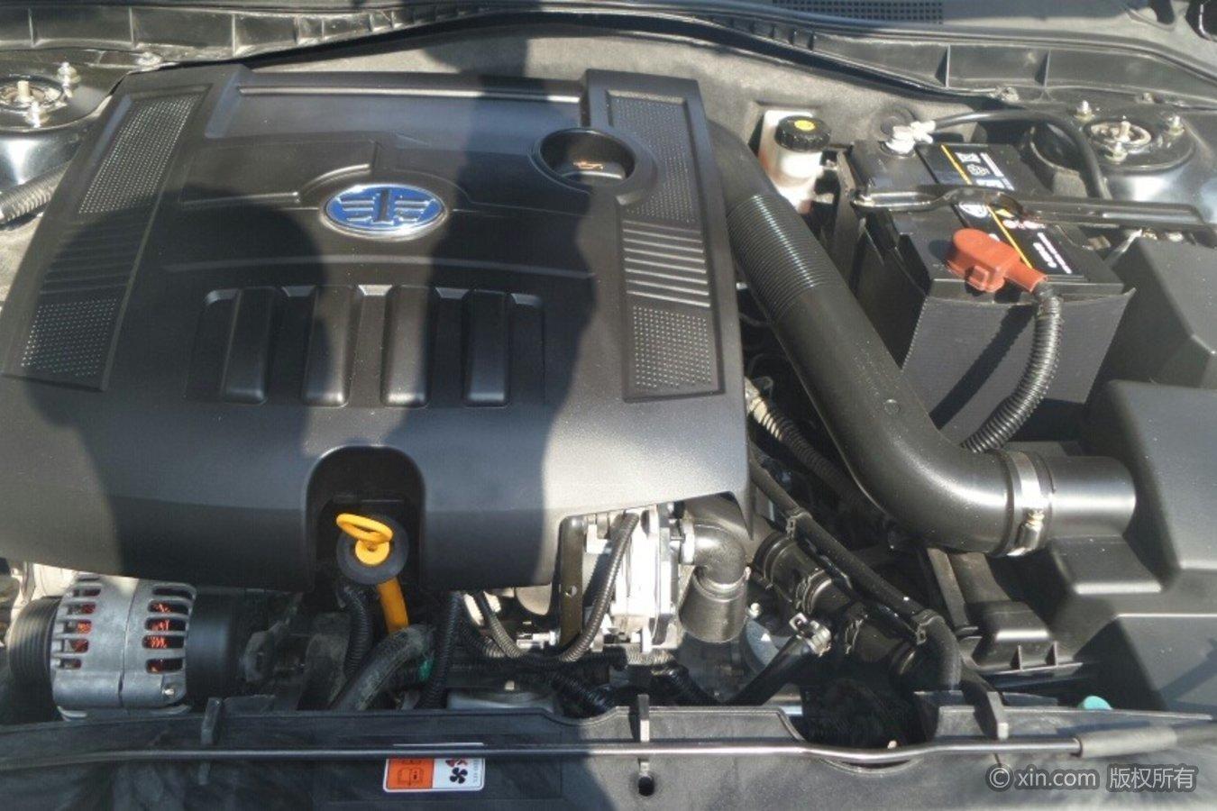 奔腾B50发动机