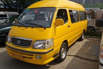 金龙 金龙海狮 2005款 2.4L 手动 14座经典型(国Ⅲ)