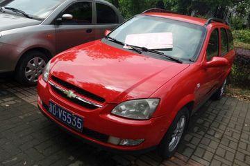 雪佛兰 赛欧两厢 2005款 SRV 1.6L 手动 SE舒适型(国Ⅲ)