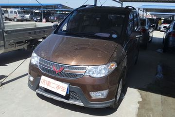 五菱 宏光 2013款 S 1.5L 手动 7座豪华型(国Ⅳ)