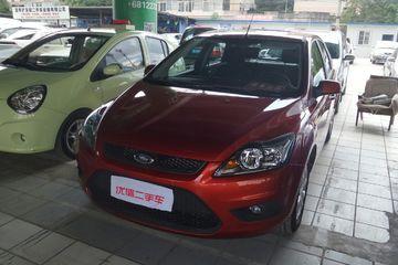 福特 福克斯两厢 2013款 2.0T 手动 标准ST 五门版