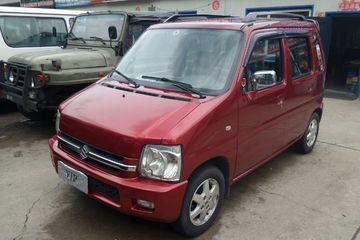 铃木 北斗星 2008款 1.4L 手动 DLX-豪华型(国Ⅳ)
