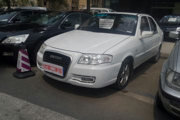华普 海尚MA 2005款 1.8L 手动 时尚型(国Ⅱ)