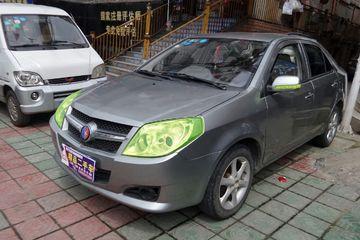 吉利 金刚三厢 2009款 二代 1.5L 手动 标准型(国Ⅳ)