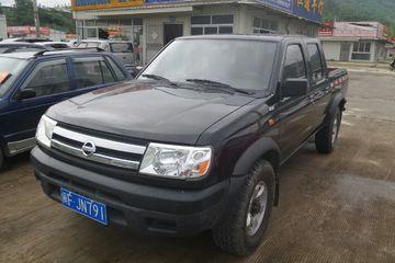 日产 D22皮卡 2007款 2.4 手动 标准型四驱400公斤