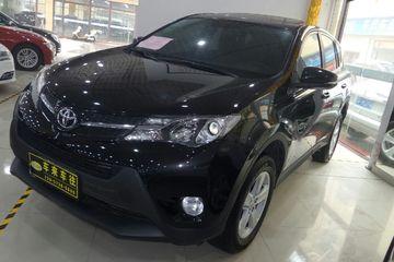 丰田 RAV4 2014款 2.0 自动 风尚型四驱