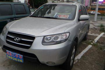 现代 新胜达 2007款 2.4 自动 四驱7座舒适型