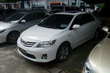 丰田 卡罗拉 2012款 1.8 自动 GLi炫装版