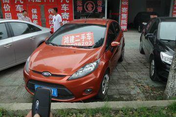 福特 嘉年华两厢 2011款 1.5 手动 时尚型