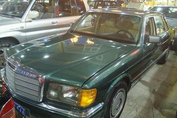 奔驰 S级 1991款 4.2 自动 S400EL后驱