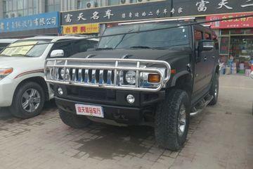 悍马 H2 2008款 6.2 自动