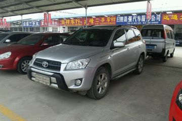 丰田 RAV4 2009款 2.0 自动 豪华型政前