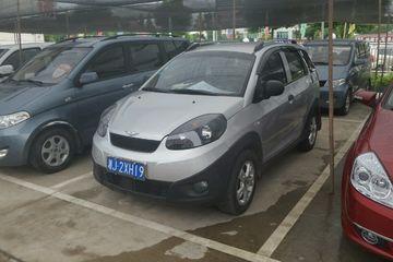 瑞麒 瑞麒X1 2010款 1.3 手动 舒适型