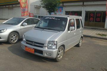 铃木 北斗星 2006款 1.4 手动 DLX豪华型