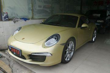 保时捷 911 2012款 3.4 自动 Carrera后驱