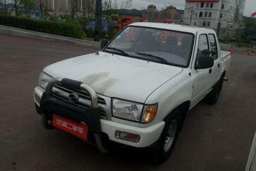 中兴 旗舰A9皮卡 2009款 2.4T 手动 豪华型柴油