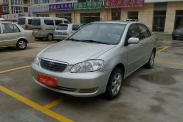 丰田 花冠 2005款 1.8 自动 GLX-S运动版