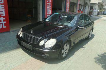奔驰 E级三厢 2002款 2.6 自动 E240