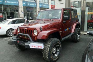 Jeep 牧马人 2010款 3.8 自动 Wrangler冰川纪念版