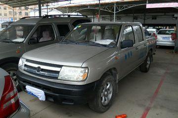 日产 D22皮卡 2007款 2.4 手动 标准型400公斤后驱