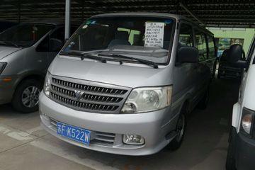 福田 风景爱尔法 2009款 2.2 手动 快客C短轴6座