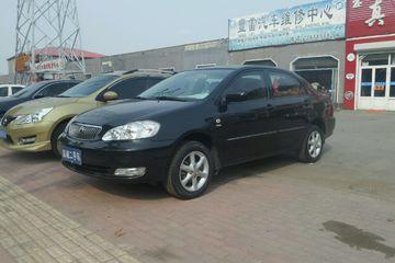丰田 花冠 2010款 1.6 自动 豪华型