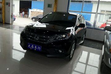 本田 CR-V思威 2012款 2.4 自动 VTi豪华型四驱