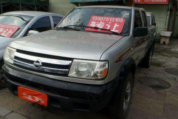日产 锐骐皮卡 2008款 2.5T 手动 标准型四驱 柴油