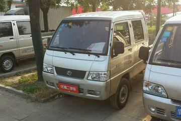 福田 驭菱 2014款 1.1 手动 标准型双排后驱