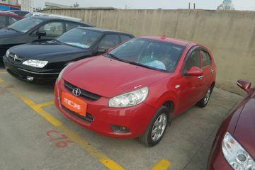江淮 同悦两厢 2009款 1.3 手动 舒适型RS