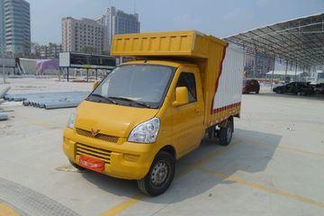 五菱 荣光小卡 2012款 1.2 手动 单排基本型后驱