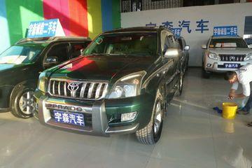 丰田 普拉多 2007款 4.0 自动 GX豪华版四驱