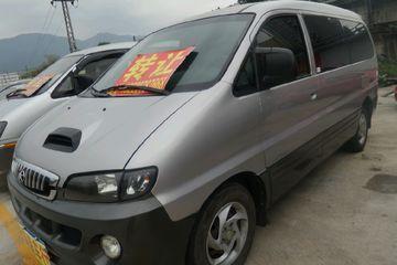 江淮 瑞风 2011款 2.8T 手动 穿梭长轴标准型7-9座 柴油