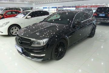 奔驰 AMG-C级 2012款 6.2 自动 C63双门轿跑动感型