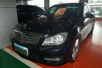 奔驰 C级 2013款 1.8T 自动 C180经典型CGI
