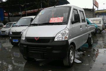 五菱 荣光小卡 2012款 1.2 手动 双排基本型后驱