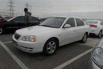 现代 伊兰特三厢 2005款 1.6 手动 豪华型GLS